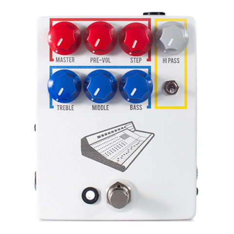 JHS PEDALS Colour Box 【店頭展示特価】