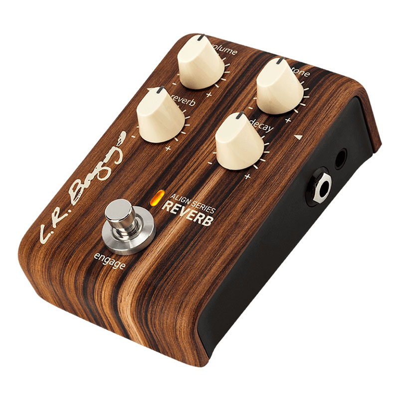 L.R Baggs ALIGN Series REVERB [Proprietary Reverb Tailored Specially for Acoustic Instruments]