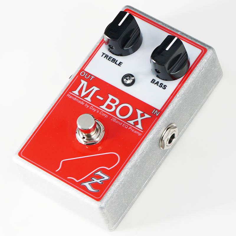 Atelier Z M-BOX [アウトボード・プリアンプ]