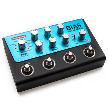Positive Grid BIAS Modulation 【展示品処分特価】