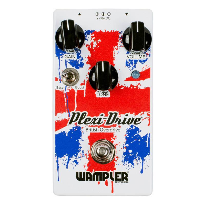 Wampler Pedals Plexi-Drive Standard 【特価】