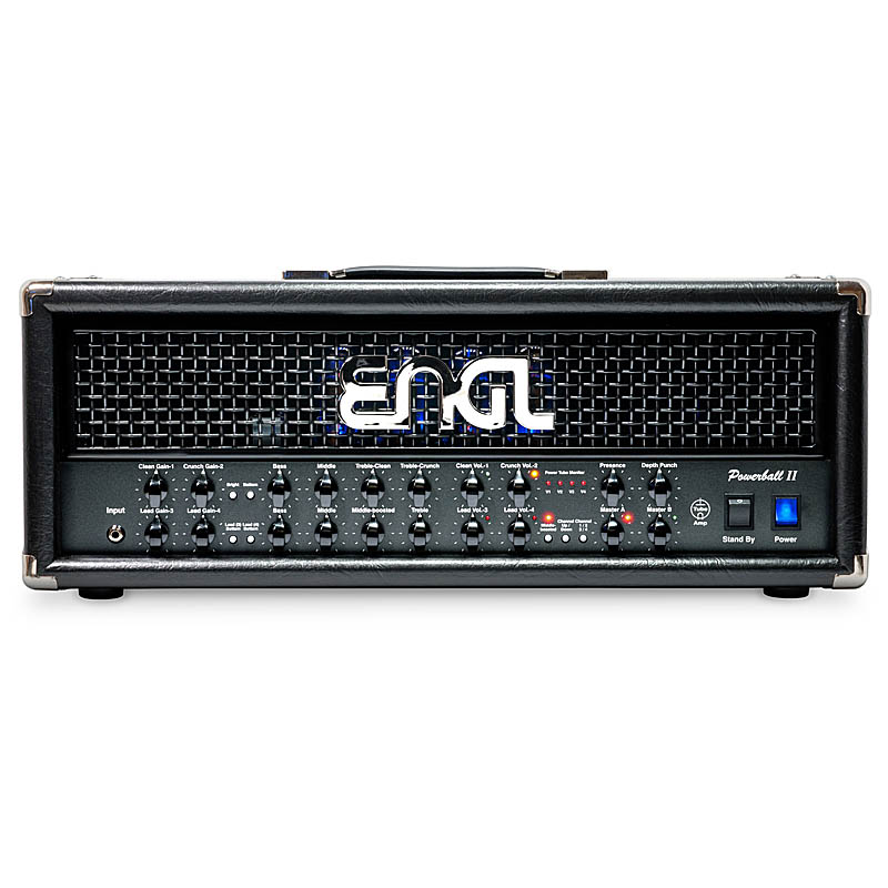 ENGL POWERBALL II w/EL34 [E645/2SE] 【ENGL正規ディーラー13周年記念キャンペーン特価!】