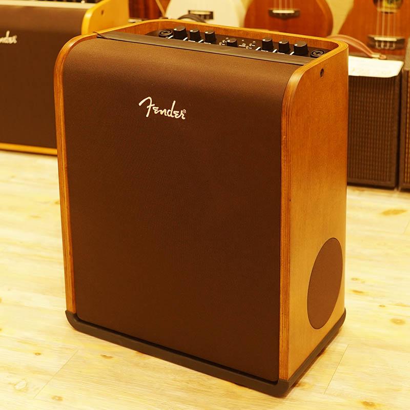 Fender Acoustic SFX Hand-Rubbed Walnut Finish 【ikbp5】