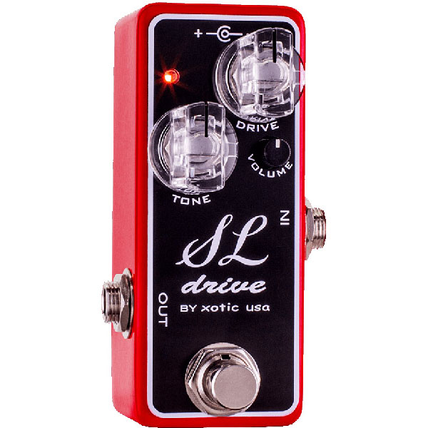 Xotic SL Drive Red 【特価】