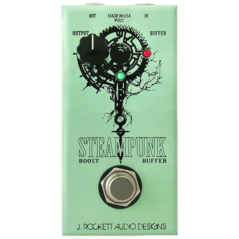 Rockett Pedals Steampunk Buffer [J.ROCKETT AUDIO DESIGNS]