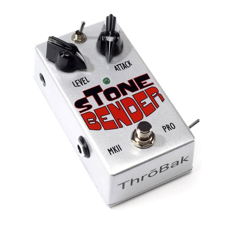 ThroBak Electronics Stone Bender MkII Pro
