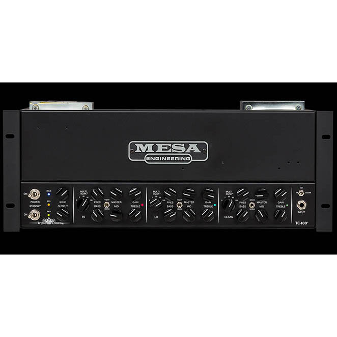 Mesa/Boogie Triple Crown TC-100 Rackmount Head