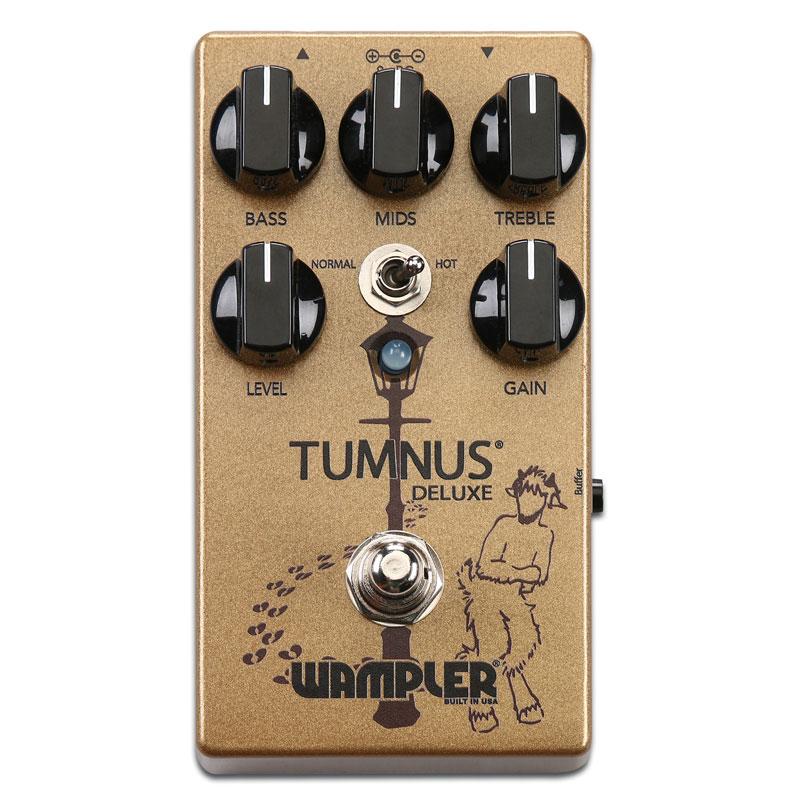 Wampler Pedals Tumnus Deluxe 【特価】