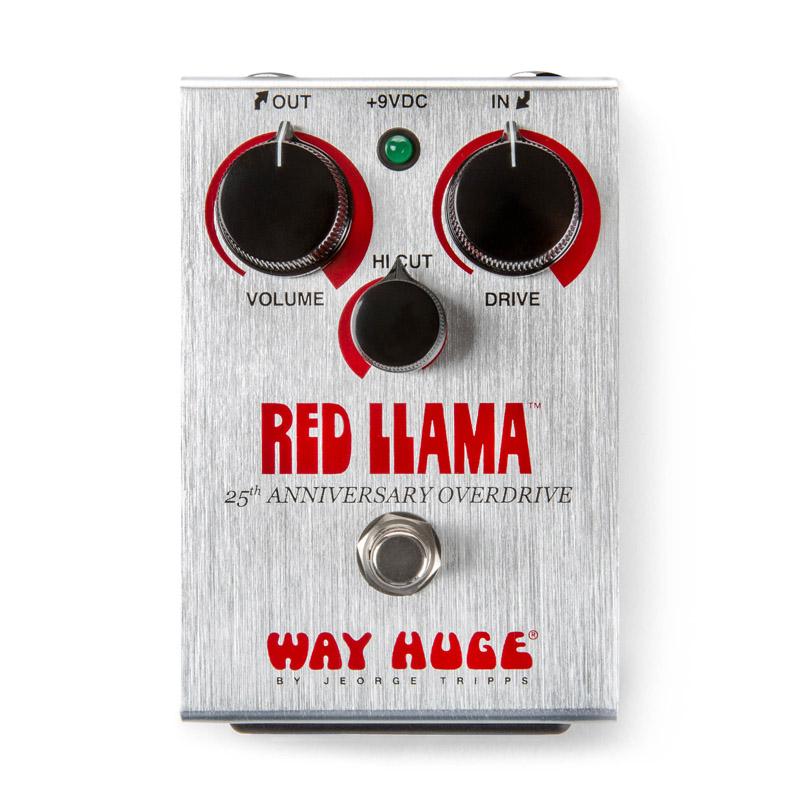 WAY HUGE WHE206 RED LLAMA 25TH ANNIV