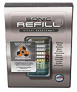 Sonic Reality Sonic Refills Silver (Volumes 1-5) 【数量限定プライス】