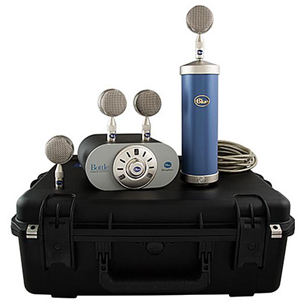 ●Blue Microphones Bottle Mic Locker