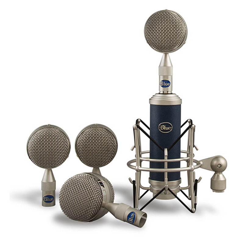 ●Blue Microphones Bottle Rocket Mic Locker