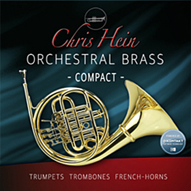 ●BEST SERVICE CHRIS HEIN ORCHESTRAL BRASS COMPACT 【D2Rオンライン納品専用ソフトウェア】 ※代金引換不可