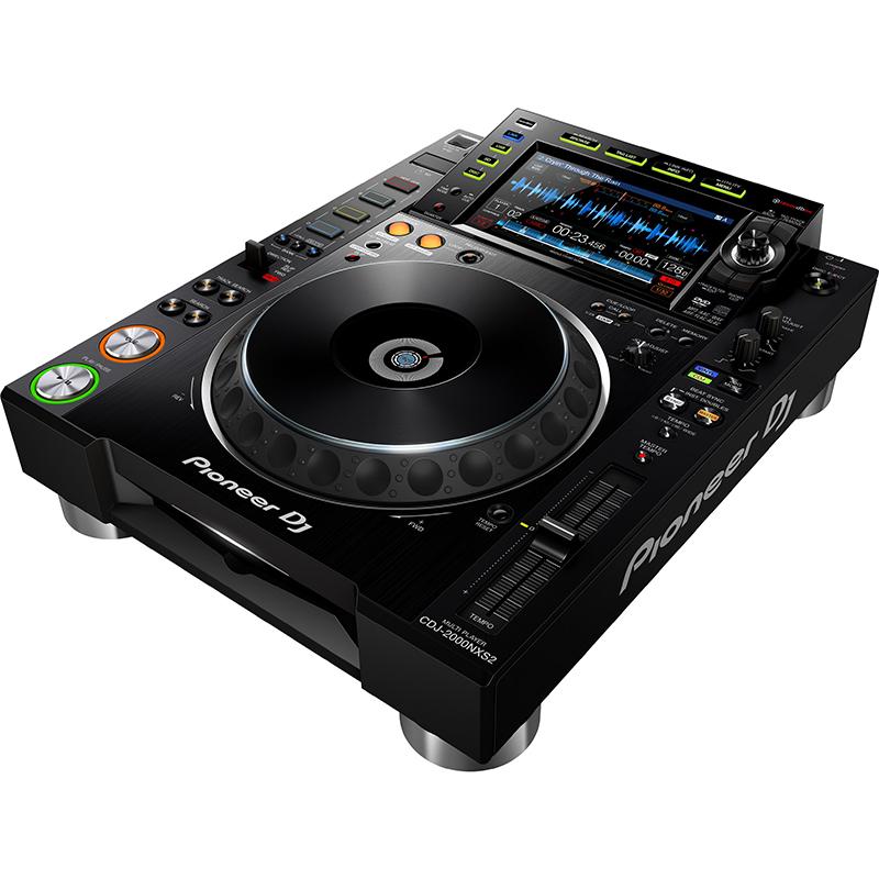 ●Pioneer●Pioneer DJ DJ CDJ-2000NXS2 CDJ-2000NXS2【台数限定!16GBUSBメモリー×1本プレゼント】, アズマネット:8e8e03d0 --- officewill.xsrv.jp