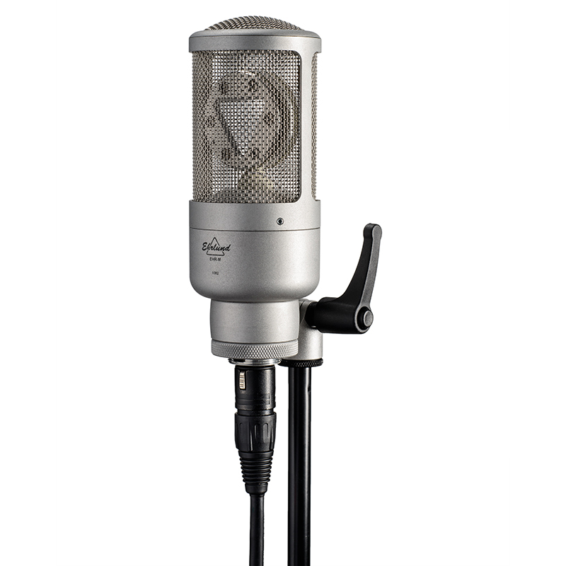 Ehrlund EHR-M [トライアングルカプセルメンブレンコンデンサー・マイクロフォン] 【数量限定KIKUTANI RF-01 MINIプレゼント!】