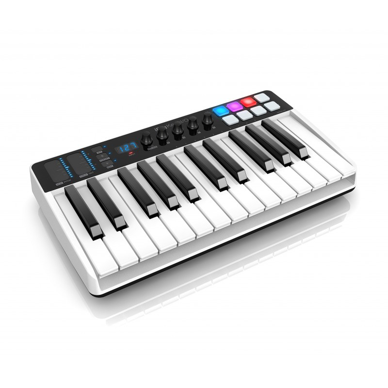 ●Ik Multimedia iRig Keys I/O 25