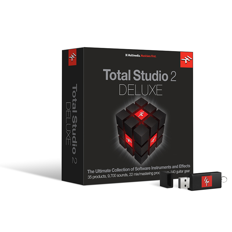 ●Ik Mutimedia Total Studio 2 DELUXEクロスグレード