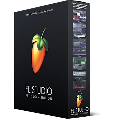 ●IMAGE LINE FL STUDIO 20 Producer