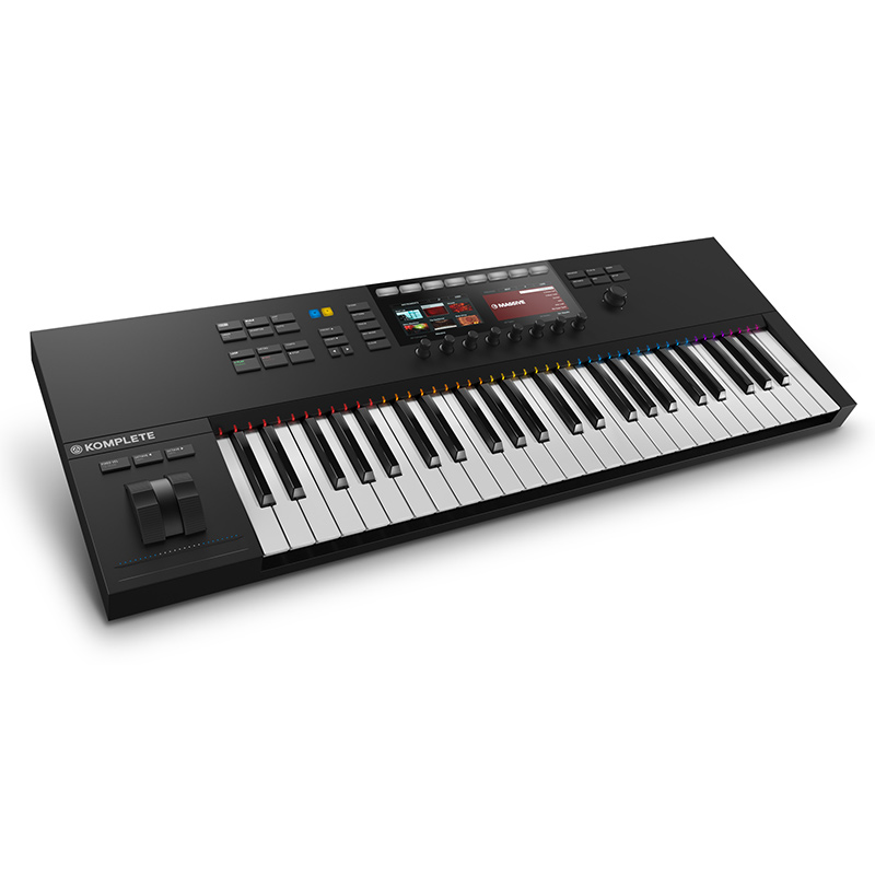 ●Native Instruments KOMPLETE KONTROL S49 MK2 【発売記念ラウドネスマキシマイザープラグインDeeMaxxをプレゼント!】