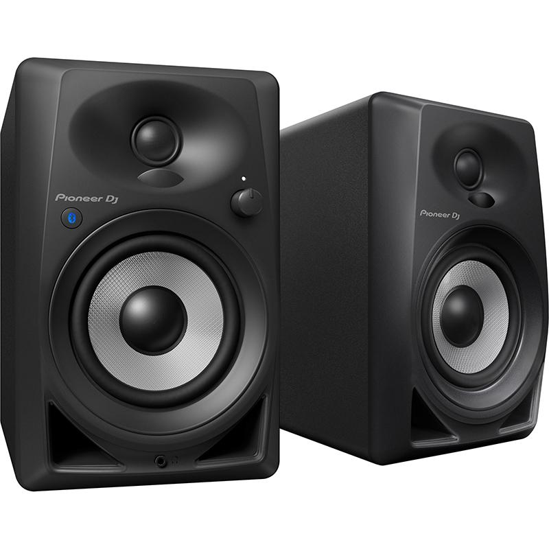 ●Pioneer DJ DM-40BT [Pair]【数量限定!DJ-SPS スピーカースタンドプレゼント!】