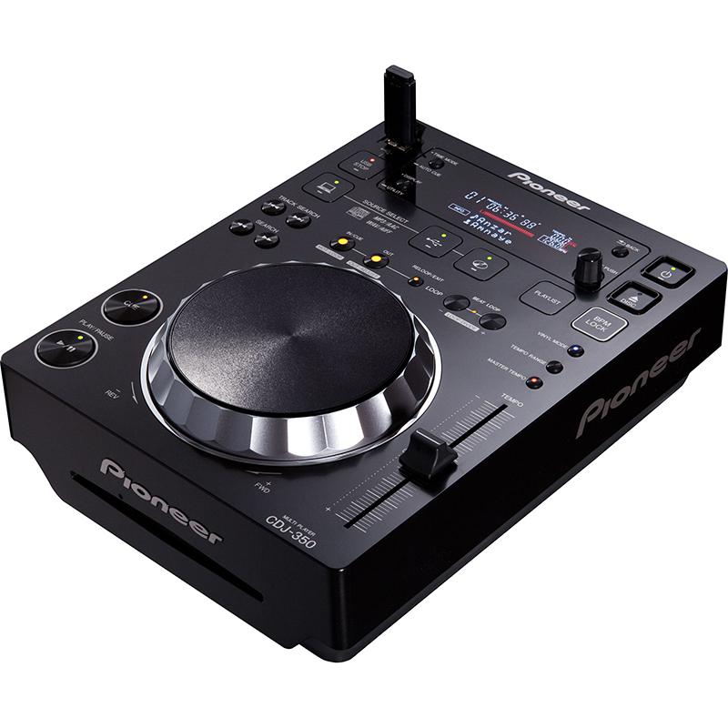 ●Pioneer DJ CDJ-350