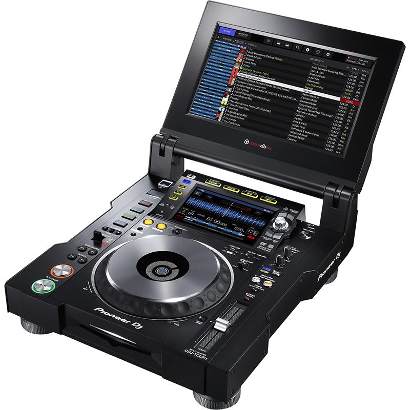 ●Pioneer DJ CDJ-TOUR1 【大幅値下げ!】 【台数限定!16GBUSBメモリー×1本プレゼント】 【dgp10】