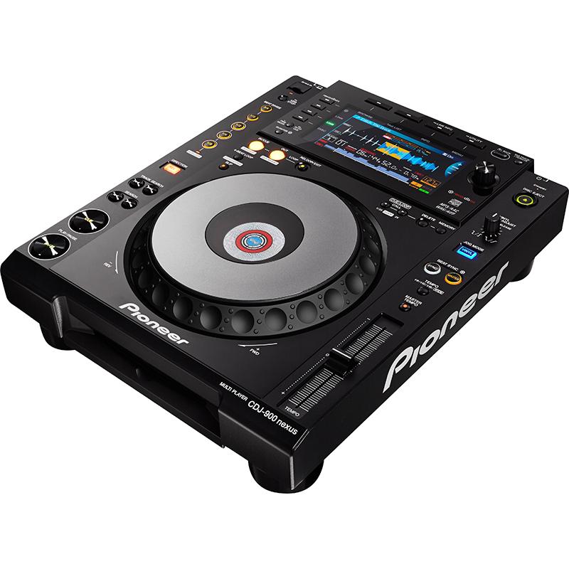 ●Pioneer DJ CDJ-900NXS 【数量限定!Decksaver DS-PC-CDJ900NXS プレゼント!】
