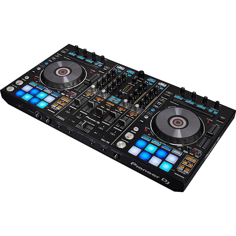 ●Pioneer DJ DDJ-RX [rekordbox DJライセンスキー付き] 【数量限定!Rittor Music rekordboxパーフェクト・ガイドプレゼント!】