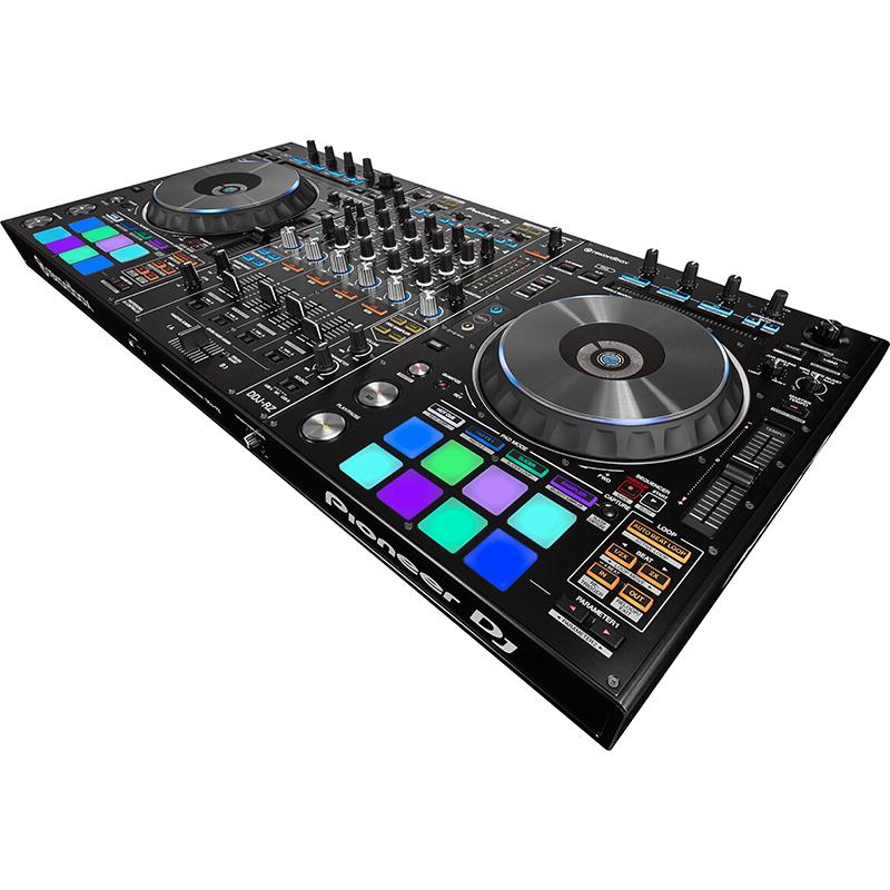 ●Pioneer DJ DDJ-RZ [rekordbox DJ&rekordbox dvsライセンスキー付き] 【数量限定!Rittor Music rekordboxパーフェクト・ガイドプレゼント!】 【dgp10】
