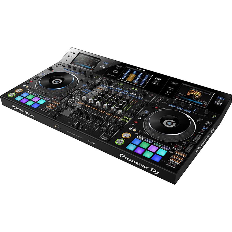 ●Pioneer DJ DDJ-RZX [rekordbox DJ&rekordbox dvsライセンスキー付き] 【数量限定!Rittor Music rekordboxパーフェクト・ガイドプレゼント!】