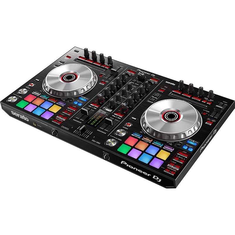 ●Pioneer DJ DDJ-SR2 [Serato DJ用コントローラー]  【数量限定 Decksaver DS-PC-DDJSR2DDJRR プレゼント!】