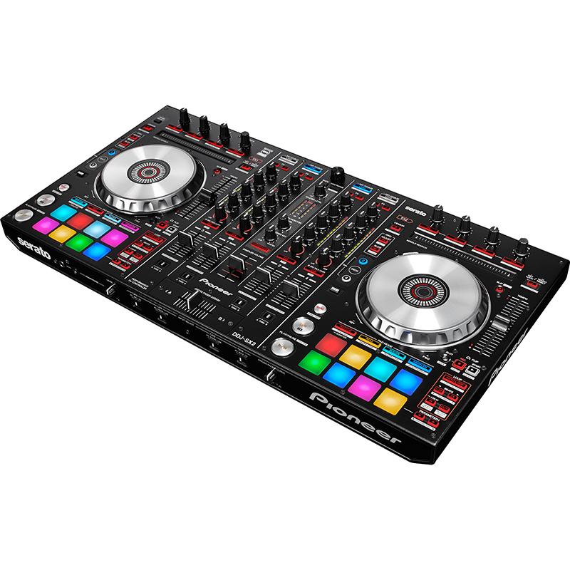 ●Pioneer DJ DDJ-SX2 [Serato DJ用コントローラー] 【rekordbox djライセンス&専用バッグプレゼントキャンペーン対象!】【大幅値下げ!】