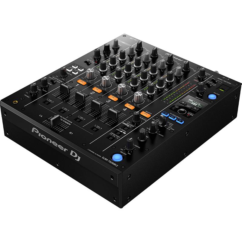 ●Pioneer DJ DJM-750MK2 【数量限定 iConnectivity ConnectAudio 2/4 プレゼント!】 【dgp10】