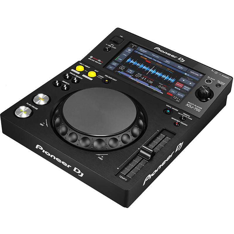 ●Pioneer DJ XDJ-700 【台数限定!16GBUSBメモリー×1本プレゼント】 【dgp10】