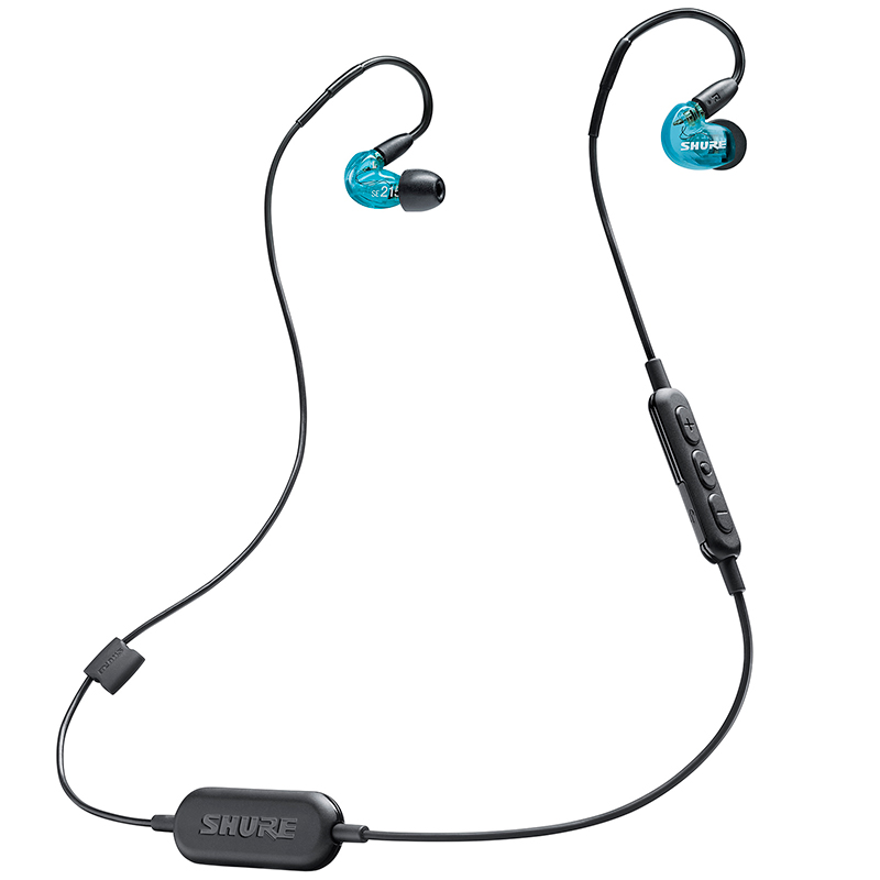 SHURE SE215 Special Edition BT1 [Bluetooth earphone]