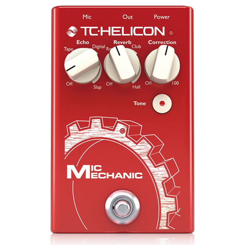 ●TC Helicon MIC MECHANIC 2