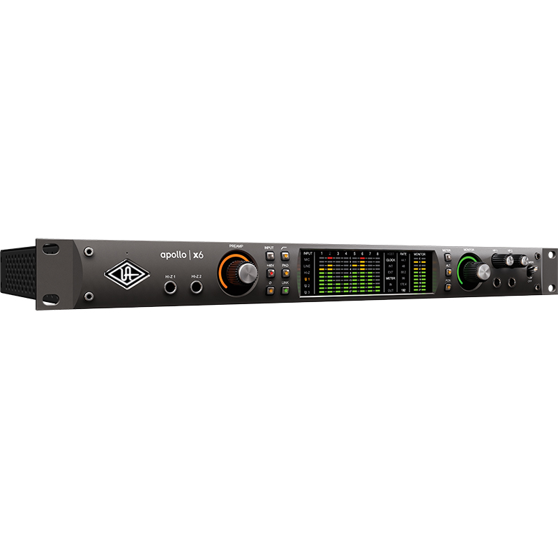 【DSPプラグインハードウェア】 ●Universal Audio Apollo x6 【数量限定 TANNOY LIFE BUDSプレゼント!】