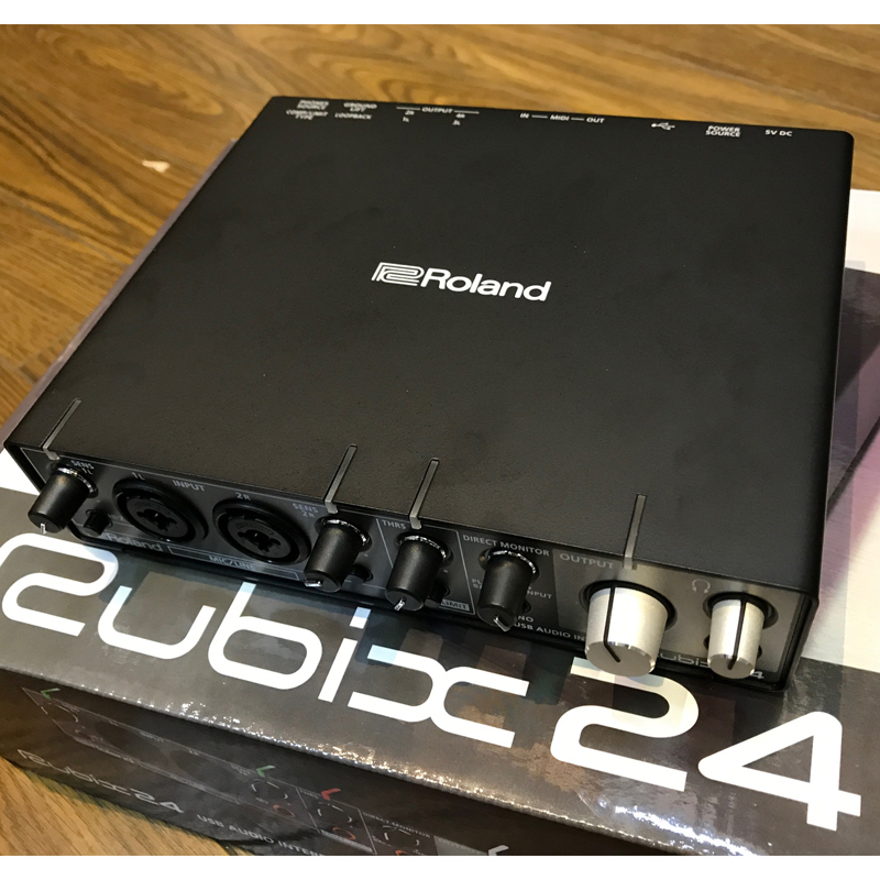 ●ROLAND RUBIX24 【USED】 【中古】