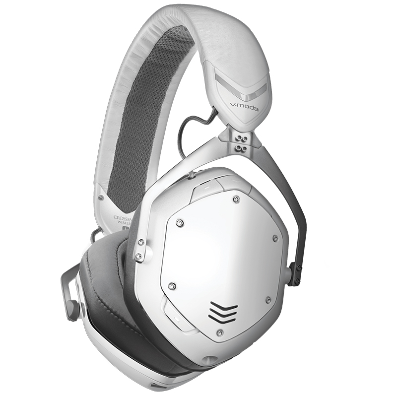 V-MODA Crossfade 2 Wireless Codex Edition (MATTE WHITE)