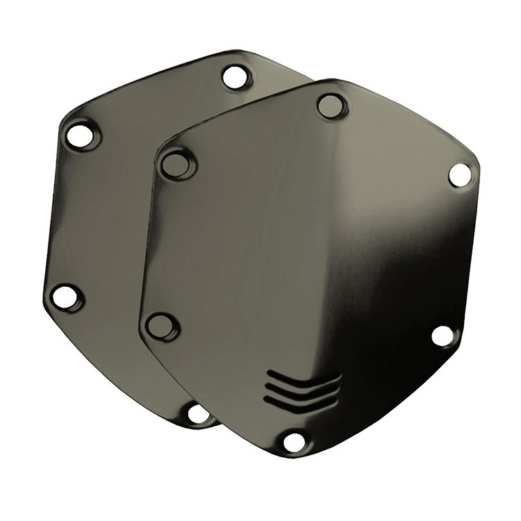 V-MODA CUSTOM SHIELD KITS [OVKIT-GM] (GUNMETAL)