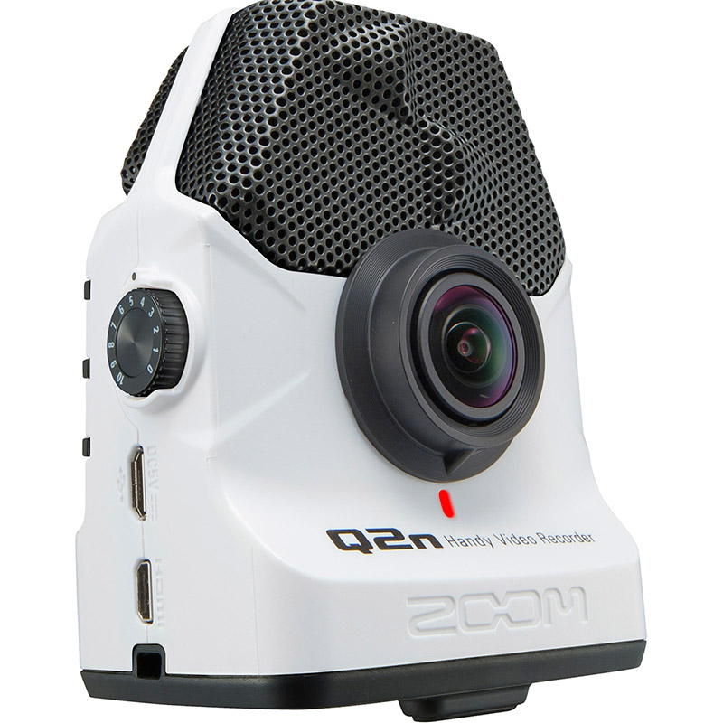 ●ZOOM 【大幅値下げ!】 Limited Q2n [WHITE] Edition