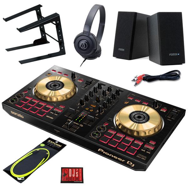 ●Pioneer DJ DDJ-SB3-N デジタルDJスタートセットA [Serato DJ Lite対応DJコントローラー]