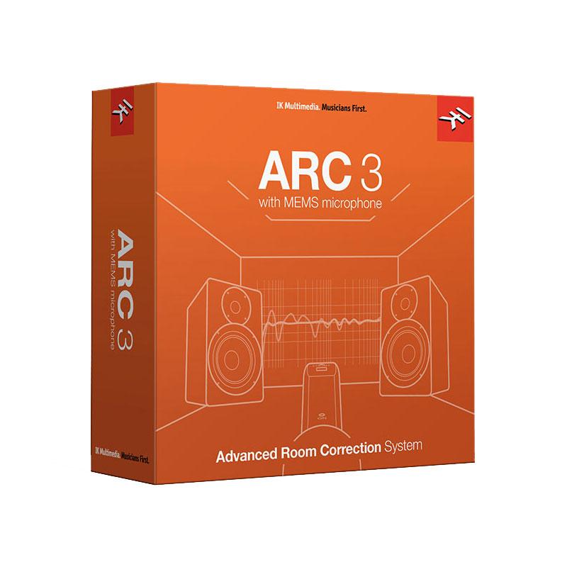 IK Multimedia ARC System 3(Advanced Room Correction)