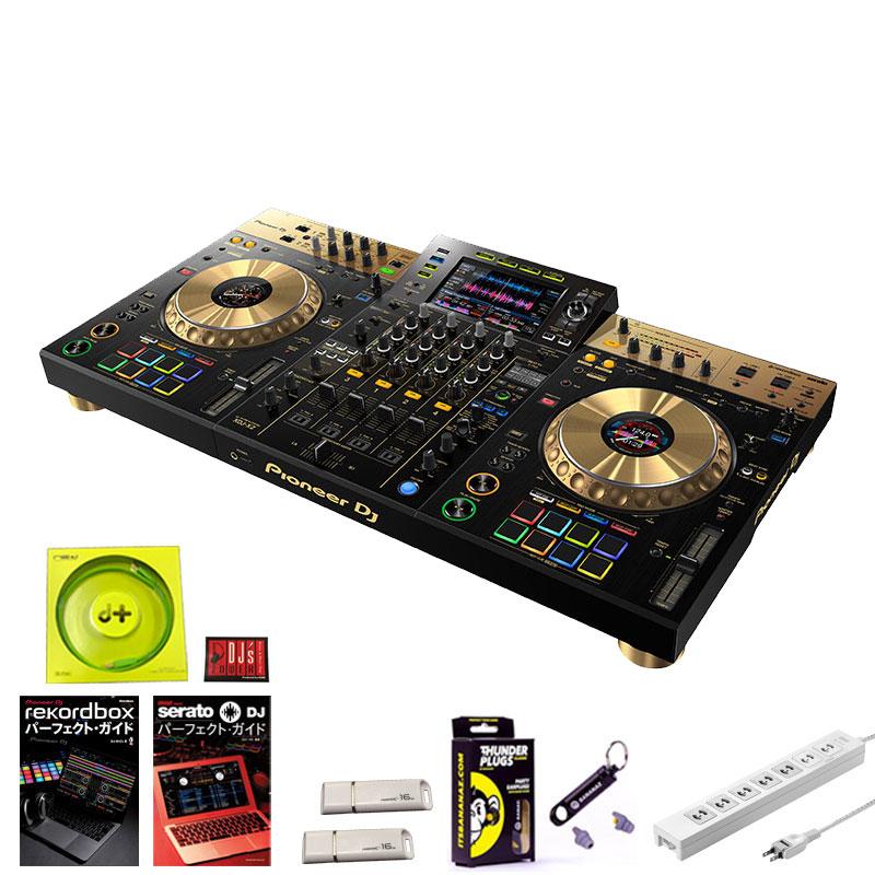 Pioneer DJ XDJ-XZ-N(ゴールドカラー)【今なら豪華7大特典プレゼント】【予約商品・8月28日発売予定】