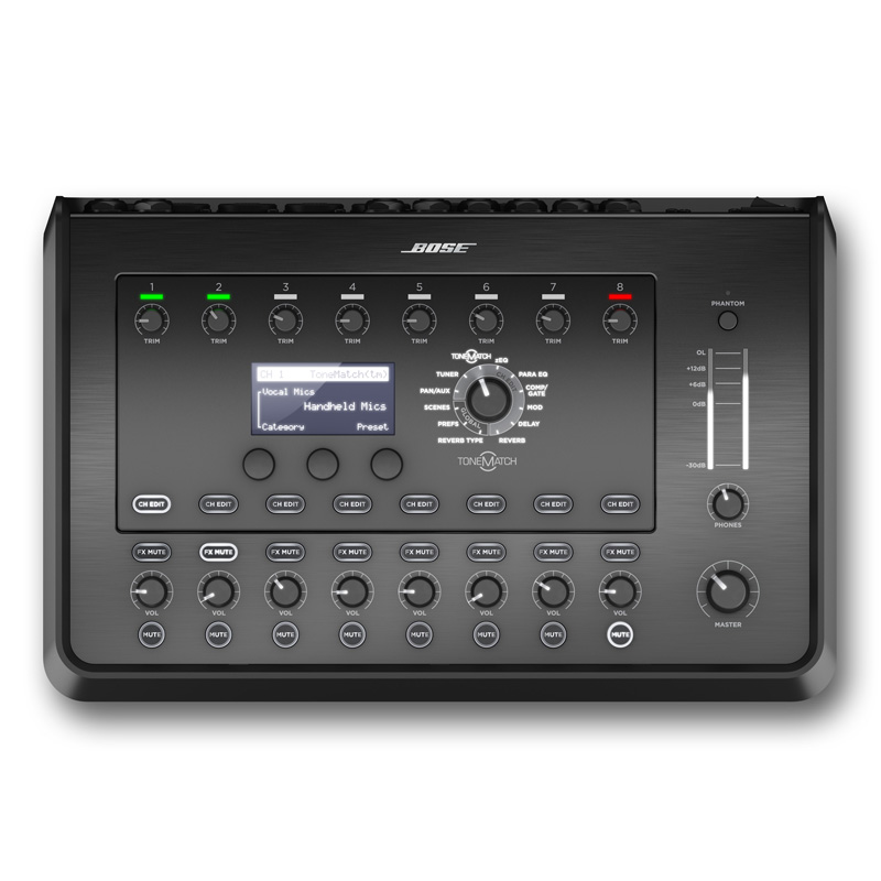Bose T8S [ToneMatch Mixer]
