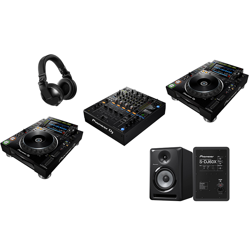 ●Pioneer DJ + CDJ-2000NXS2 2台 + 2台 CDJ-2000NXS2 DJM-900NXS2セット, 浪速区:e7c0ba11 --- officewill.xsrv.jp