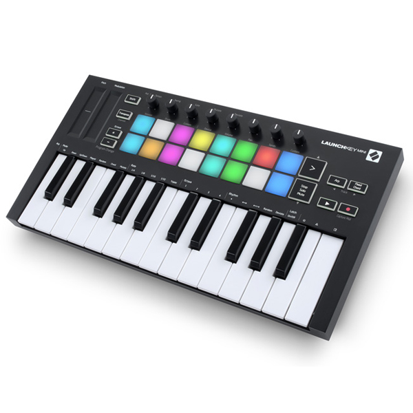 ●NOVATION Launchkey Mini MK3