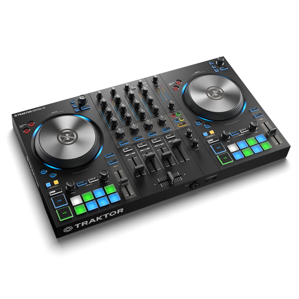 ●NativeInstruments TRAKTOR KONTROL S3