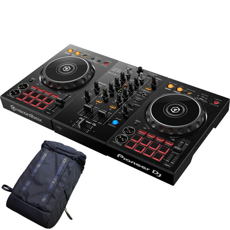 Pioneer DJ DDJ-400 [rekordbox DJライセンスキー付き] + DDJ-400用BACKPACK