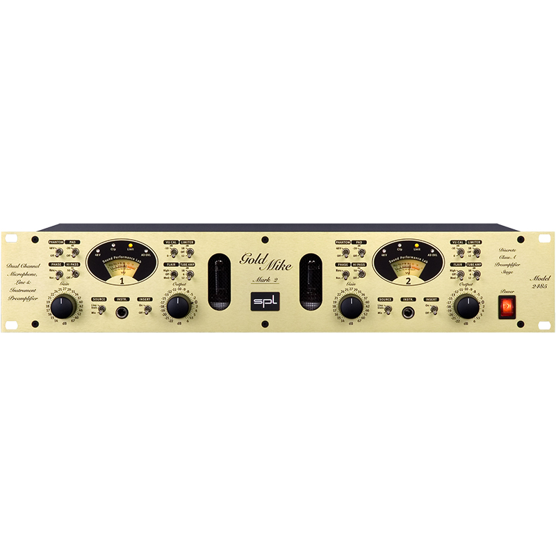 ●SPL Model 2485 GoldMike MK2